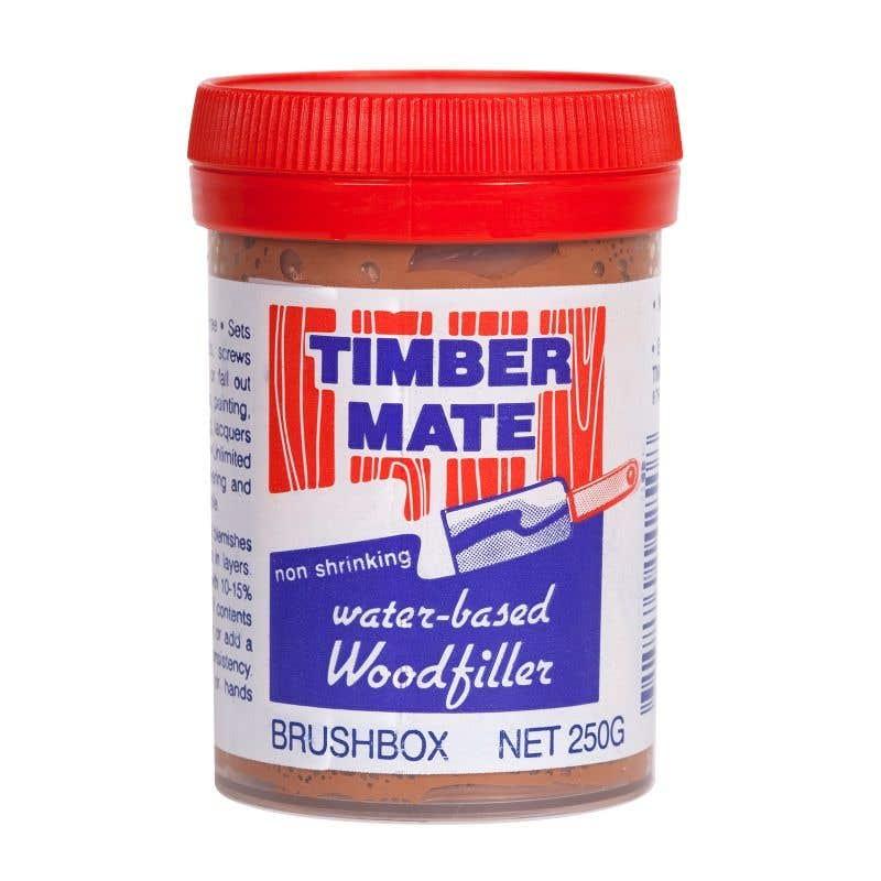 Timber Mate Woodfiller 250g