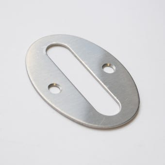 Sandleford Numeral Stainless Steel 50mm