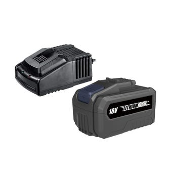 Rockwell 18V Li-Ion 2.0Ah Battery & Charger Kit