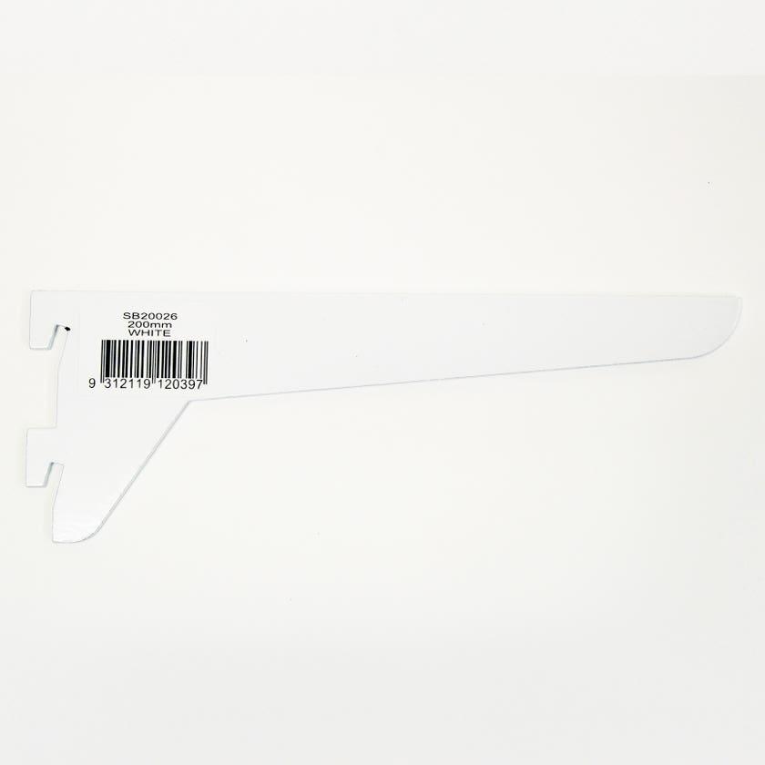 Shelvit 200mm Single Slot Bracket