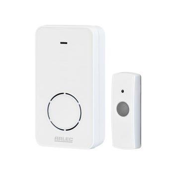 Arlec Wireless Door Chime Gloss Finish