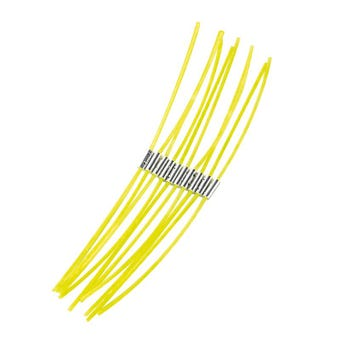 Bosch Replacement 23cm Trimmer Line 10 Pack