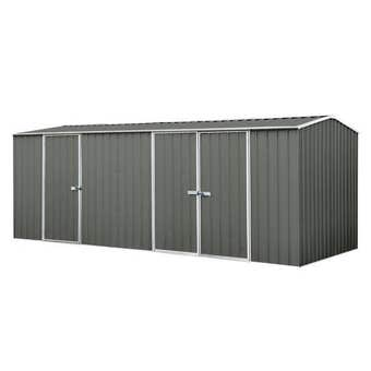 Absco Eco-Nomy Shed Gable Roof 5.22 x 2.26 x 2.06m