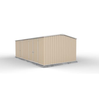 Absco Workshop Shed 5.96 x 3.00 x 2.06m