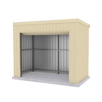 Absco Fortress Garage 3.00 x 1.52 x 2.4m