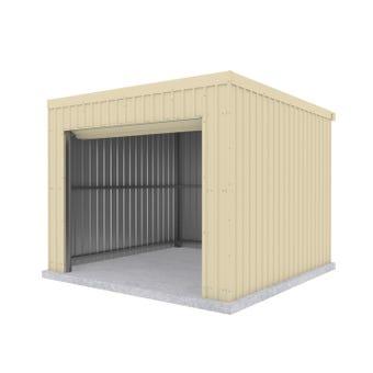 Absco Fortress Garage 3.00 x 3.00 x 2.4m