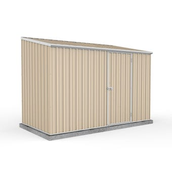 Absco Space Saver Shed 3.00 x 1.52 x 2.08m