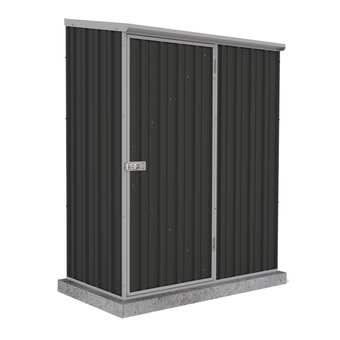 Absco Space Saver Shed 1.52 x 0.78 x 1.95m