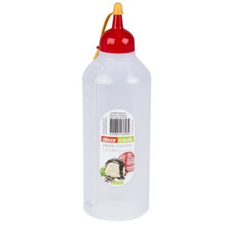 Decor Sauce Bottle 1L