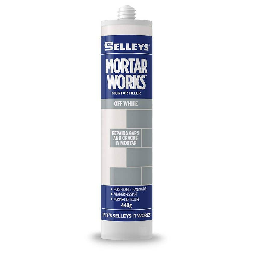 Selleys Mortar Works Mortar Filler 440g