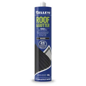 Selleys Roof & Gutter Silicone Sealant