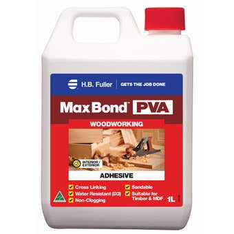 H.B. Fuller Max Bond PVA Wood Glue