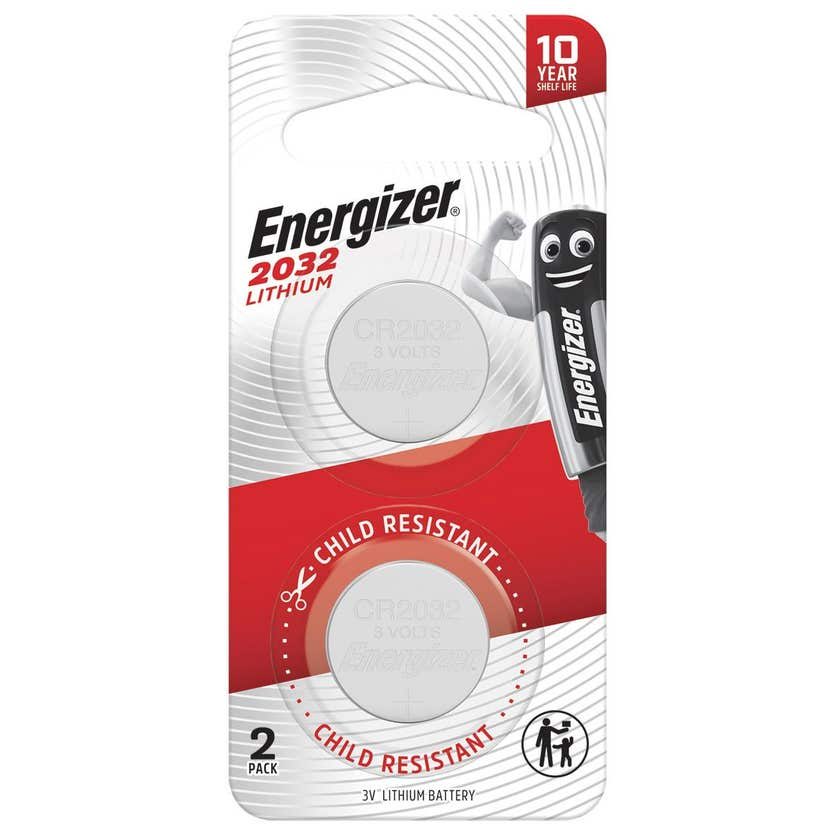 Energizer Lithium Coin Battery 2032
