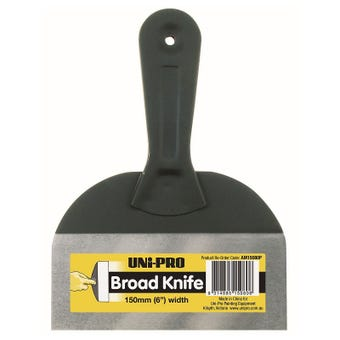 Uni-Pro Broad Knife 150mm