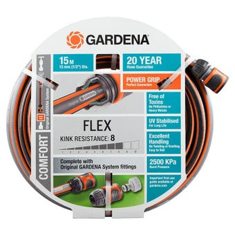GARDENA Flex Hose 13mm x 15m