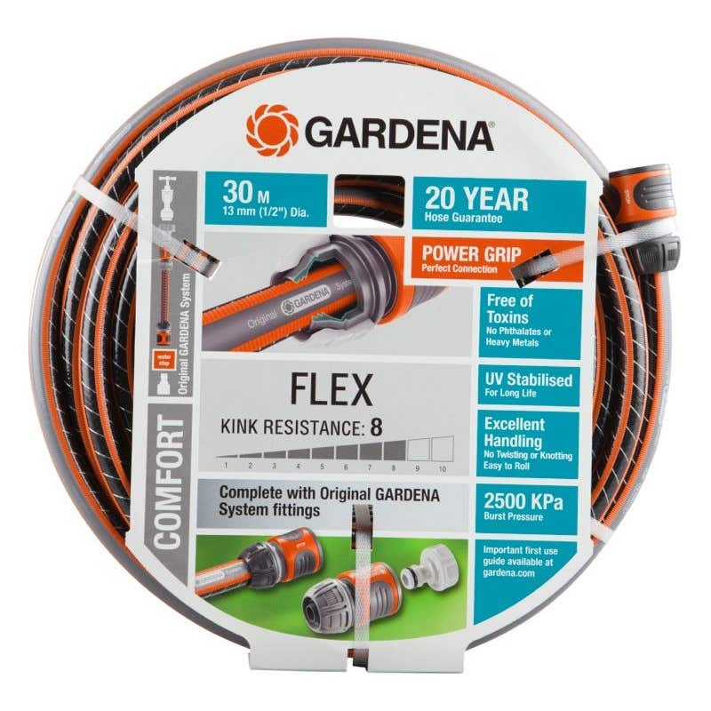 GARDENA Flex Hose 13mm x 30m