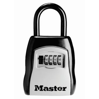 Master Lock Portable Key Safe 83mm