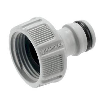 GARDENA Tap Nut Adaptor 13mm - Suits 19mm Taps