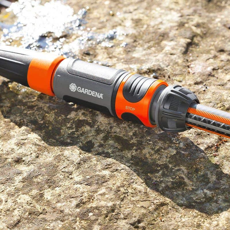 GARDENA Water Stop Hose Connector 13mm