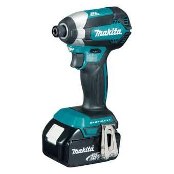 Makita 18V Brushless Impact Driver Kit DTD153RTE