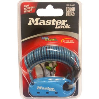 Master Lock Cable Combination Padlock