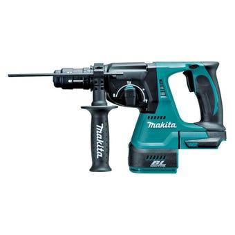 Makita 18V Brushless Rotary Hammer Drill Driver Skin 24mm DHR243Z