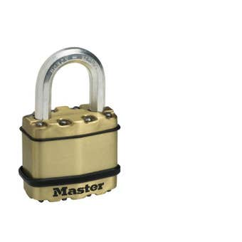 Master Lock Excell Padlock 45 x 25mm