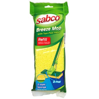 Sabco Breeze Mop 2 Refill Green