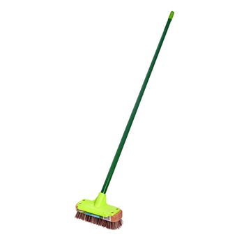 Sabco Timber Deck Scrub with Handle