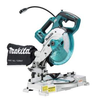 Makita 18V Compact Brushless Mitre Skin 165mm