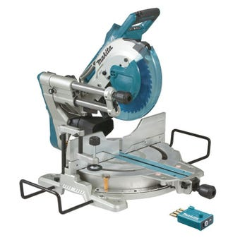 Makita 36V (18V x 2) Brushless Slide Mitre Saw Skin