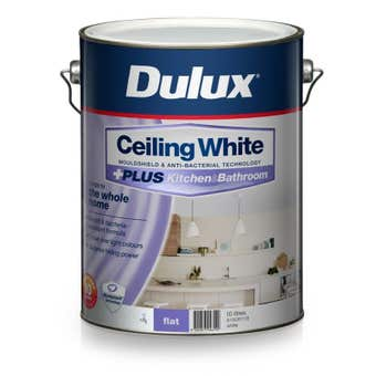 Dulux Ceiling White Plus Kitchen & Bathroom
