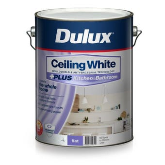 Dulux Ceiling White Plus Kitchen & Bathroom