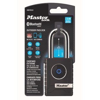 Master Lock Outdoor Bluetooth Padlock 56mm