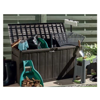Outdoor Storage Box 270L