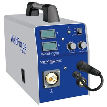 WeldForce WF-180MST 180A MIG, Stick & TIG Welder