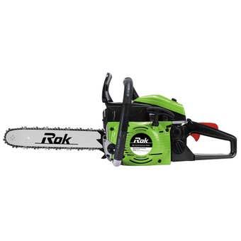 ROK 45cc Petrol Chainsaw 355mm