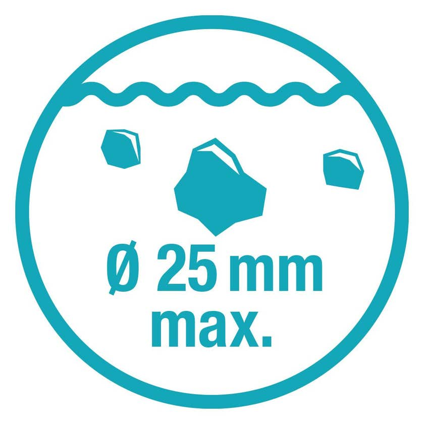 GARDENA Submersible Dirty Water Pump