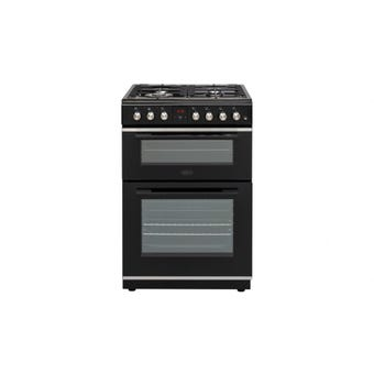 Belling Dual Fuel Double Oven Freestanding Cooker 600mm