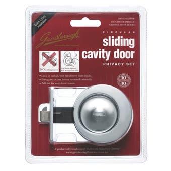 Door Lock Privacy Set - 395BCC