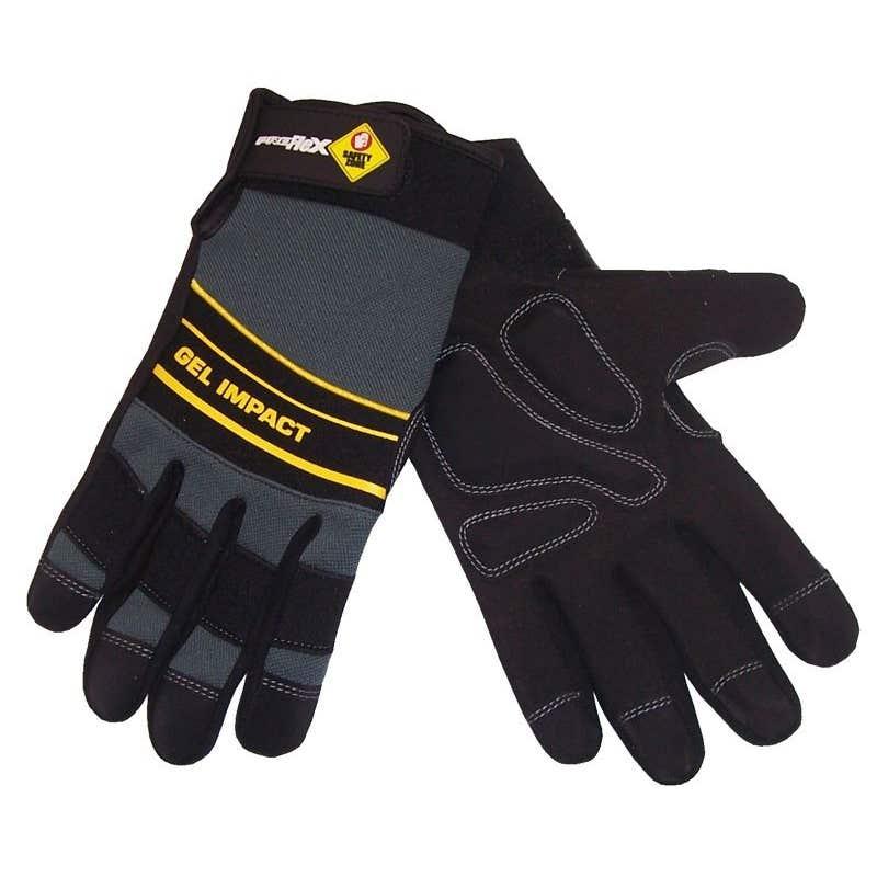 Gloves Gel Impact Med-Lrg Proflex