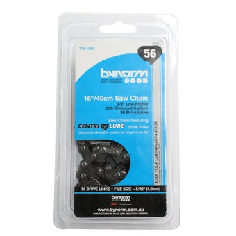 Bynorm Chainsaw Chain 56 Drive Links 3/8In Low Profile