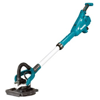 Makita 18V Brushless AWS 255mm Drywall Sander Skin