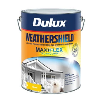 Dulux Weathershield Gloss Exterior 10 Litre