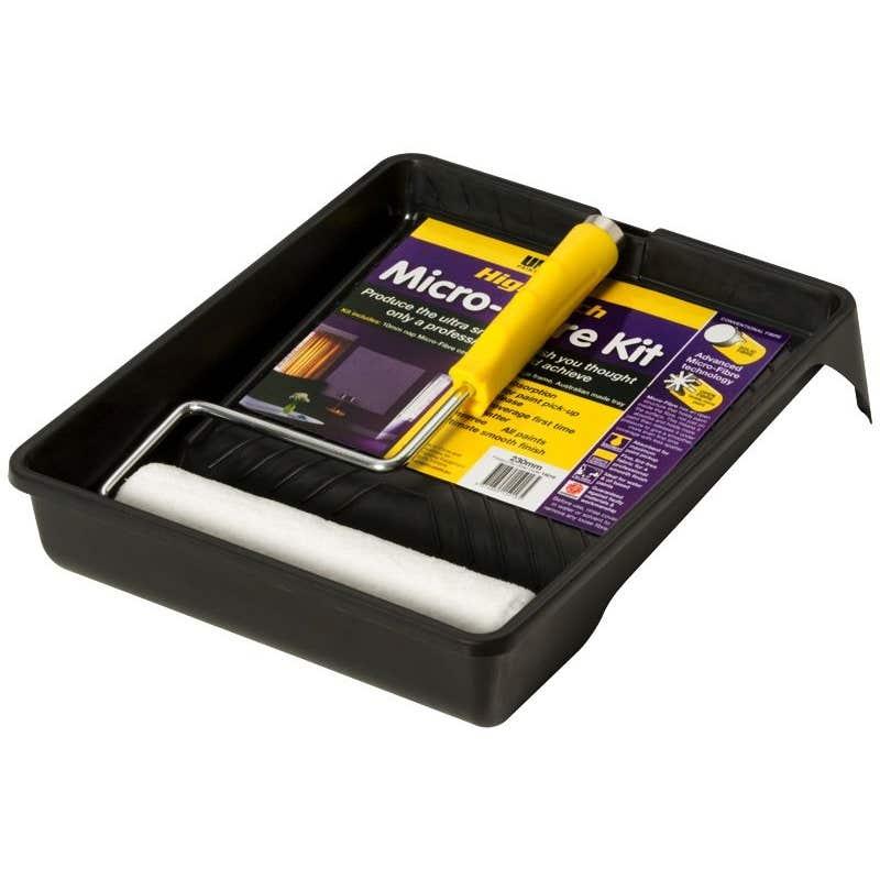 Uni-Pro Micro-Fibre Roller Kit