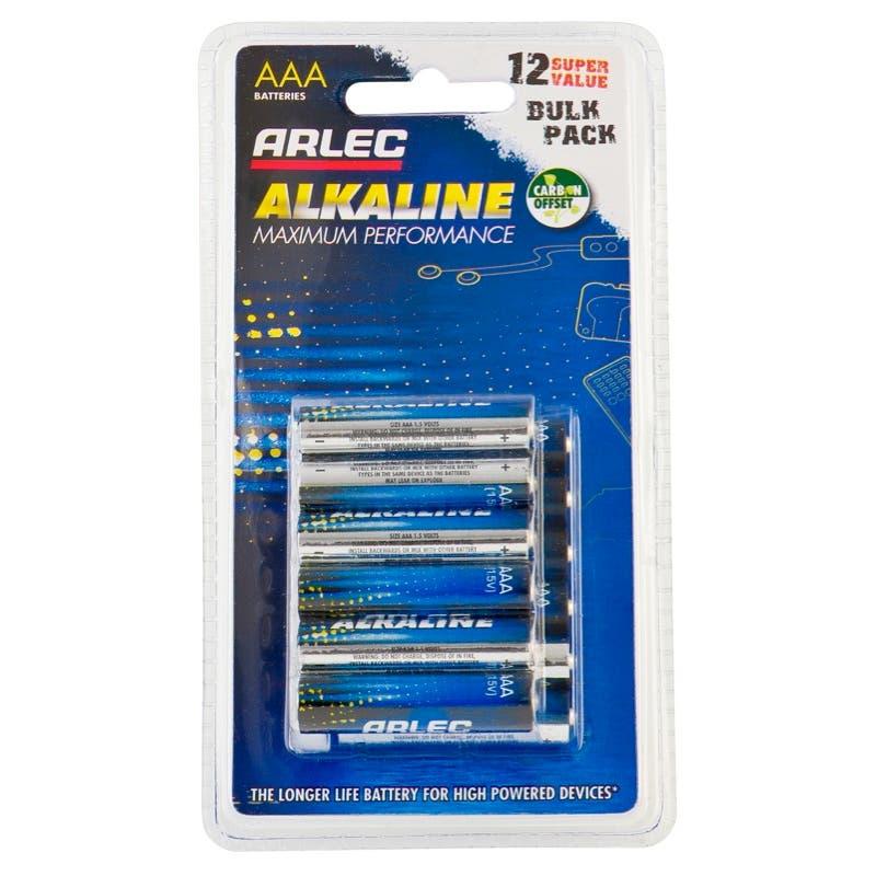 Arlec Alkaline Battery AAA