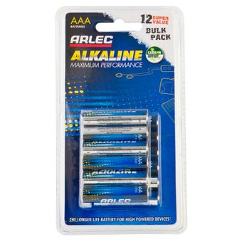 Arlec Alkaline Battery AAA