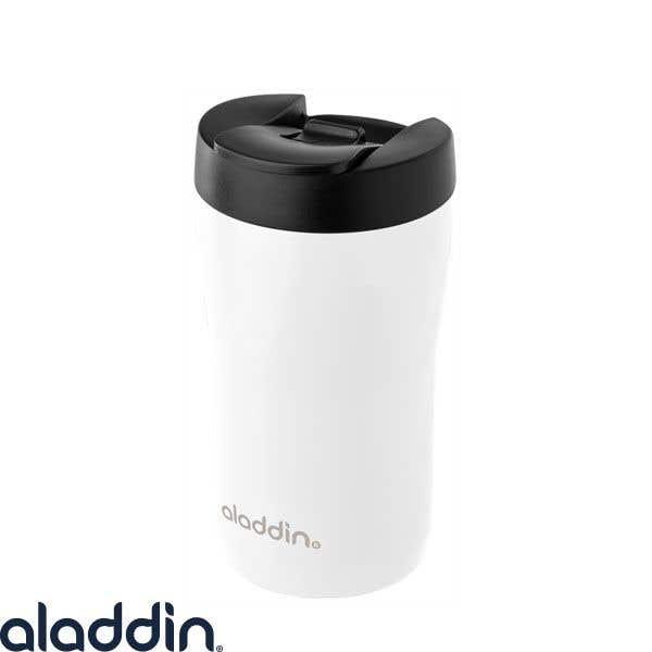 Aladdin Leak Lock Travel Mug White 250ml