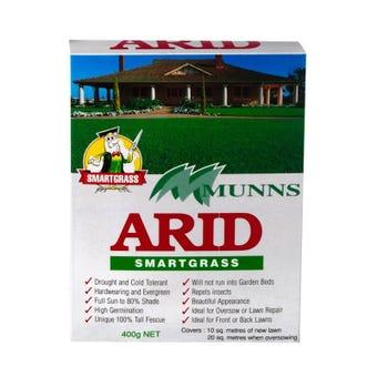 Munns Arid Smartgrass Lawn Seed