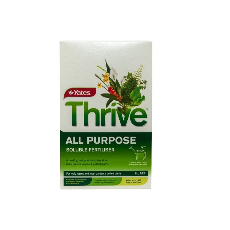 Yates Thrive All Purpose Soluble Fertiliser | Home Timber ...